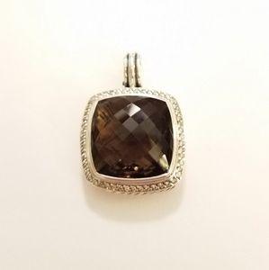 David Yurman smoky quartz albion…